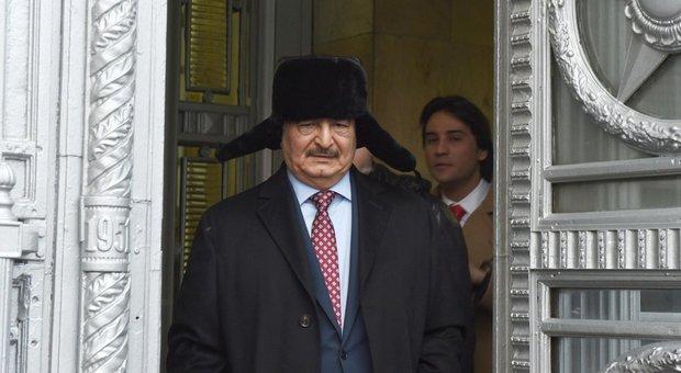 Conte incontra al Sisi