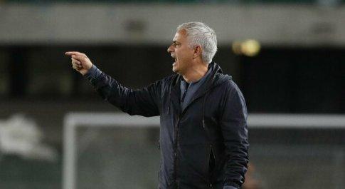 Mourinho l'equilibrista: «Battiamo l'Udinese, ma non siamo una top squadra»