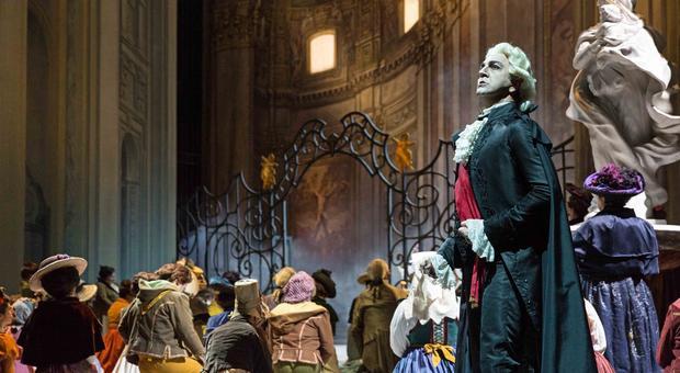 Tosca al Teatro dell'Opera
