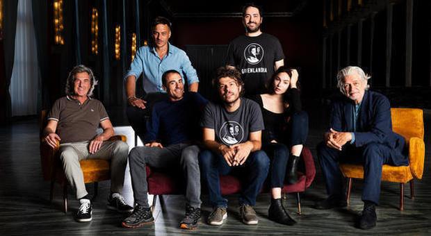 L Incredibile Storia dell Isola delle Rose, il nuovo film di Sydney Sibilia per Netflix