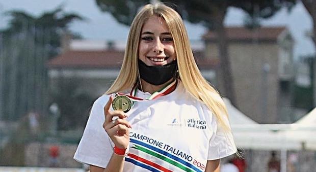 Gaia Sabbatini: campionati italiani juniores, pioggia di medaglie nell'atletica abruzzese