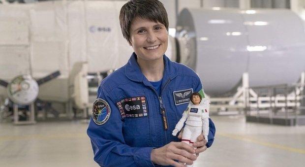 Barbie, ecco la bambola ispirata a Samantha Cristoforetti: «Vogliamo incoraggiare le bambine a seguire le sue orme»