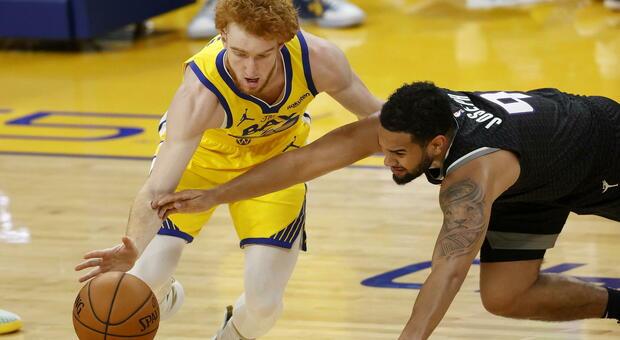 NBA, Doncic in tripla doppia: Houston k.o. Giannis da 43 punti, esordio per Mannion