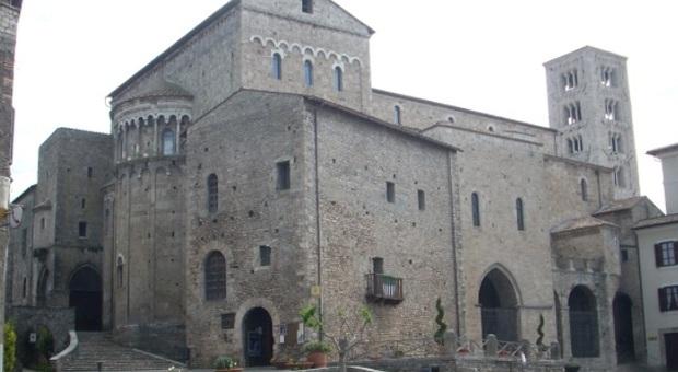 Non vedenti, visita speciale al museo e alla cattedrale di Anagni