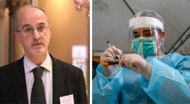 Il virologo Lopalco: «Il virus non si è indebolito, nessuno lo vorrebbe nei polmoni anche se poco positivo»