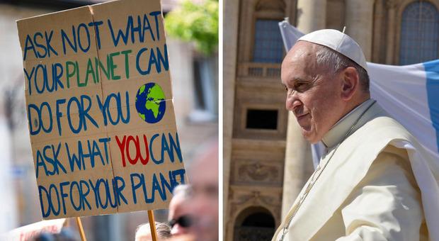 Riscaldamento terrestre, Movimento cattolico arruola e addestra attivisti per diffondere la Laudato Si
