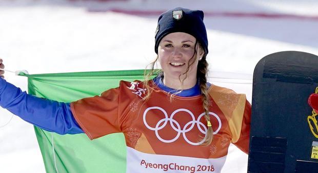 Olimpiadi, Michela Moioli vince l'oro nello snowboard