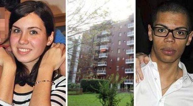 Milano, due giovani morti cadendo dal 7° piano: «Lui l'ha trascinata giù»