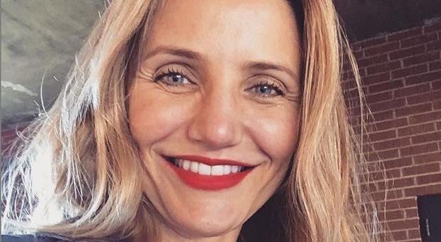 Cameron Diaz mamma a 47 anni, l'annuncio inaspettato su Instagram