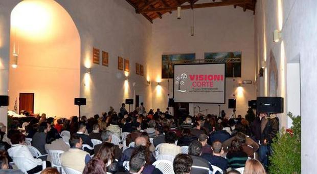 Visioni Corte Film Festival - Castello Baronale di Minturno