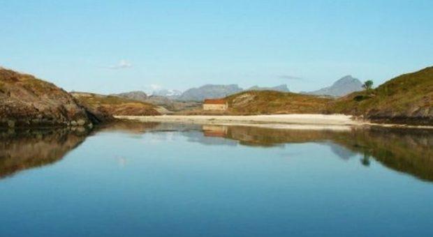 immagine La casa norvegese che costa 5 euro