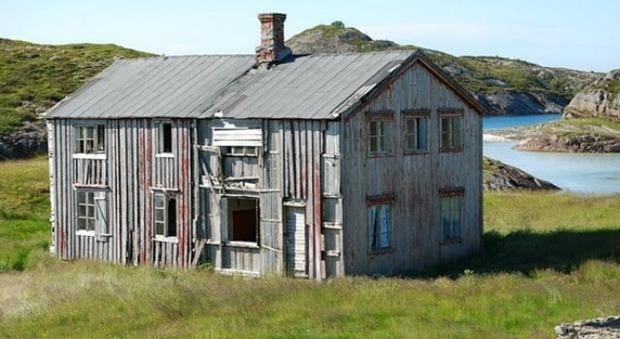 La casa in Norvegia che costa cinque euro