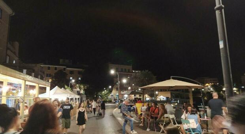 """Frosinone, tutto pronto per le """"Terrazze del Belvedere"""""""