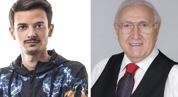 Baudo torna sul palco di Sanremo: presenterà i giovani con Rovazzi
