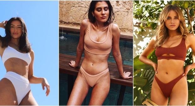 Il costume dell'estate 2020 è il bikini anni Ottanta: tutti i modelli che ci piacciono (perché torneremo al mare)