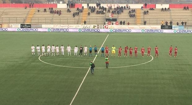 Lega Pro, per il Teramo un punto che non serve: 0-0 col Pontedera