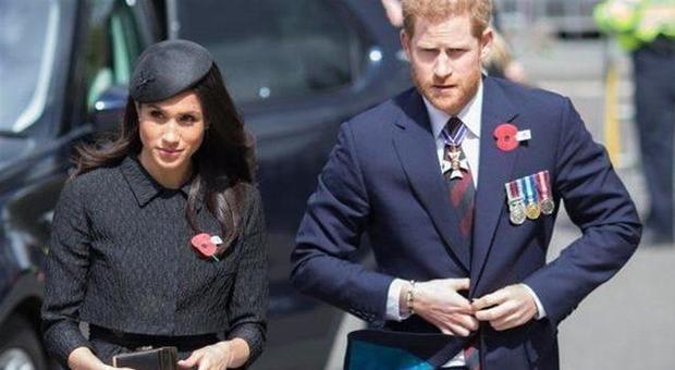 Meghan Markle vuole diventare imprenditrice: ecco i piani della moglie di Harry