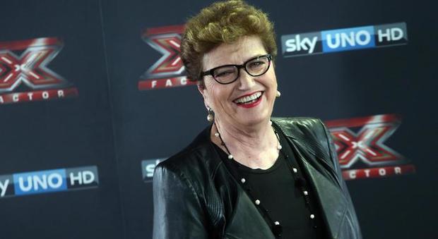 """Mara Maionchi torna in giuria a X-Factor: """"Una sfida difficile"""""""
