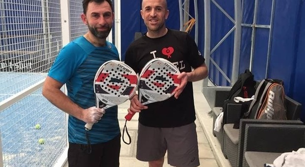 Daniele Palenga e Alessio Bandiera