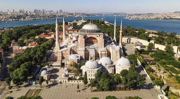 Santa Sofia, il simbolo di Istanbul