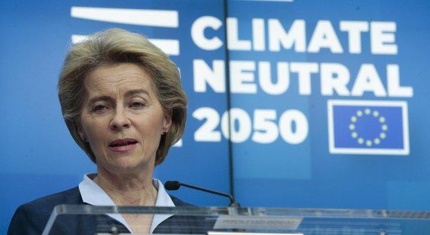 Green Deal, intesa al vertice Ue: neutralità climatica entro il 2050