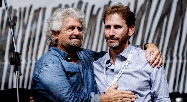 Raggi, gelo di Grillo e Casaleggio: «A Roma si mette male»