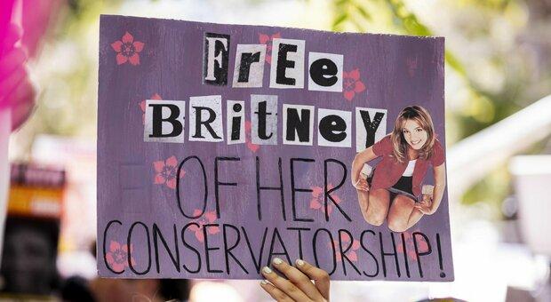 Britney Spears per la prima volta usa «liberate Britney» dopo la vittoria in Tribunale contro il padre