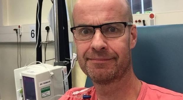 «Il cancro mi ha cambiato in meglio. Ma ora sto per morire», l'appello choc di un malato terminale