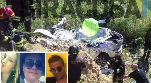 Siracusa, incidente stradale: tre morti, grave 18enne incinta