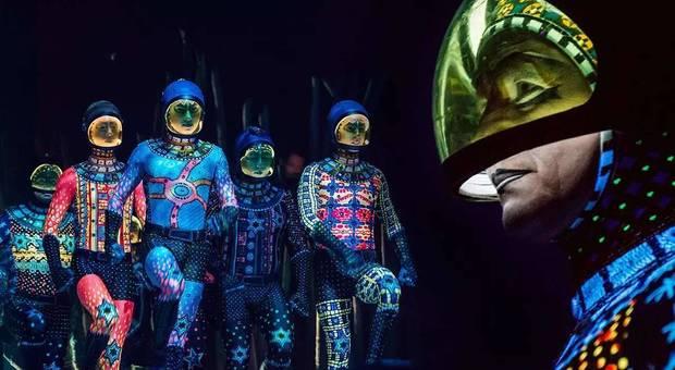 Totem di Le Cirque du Soleil