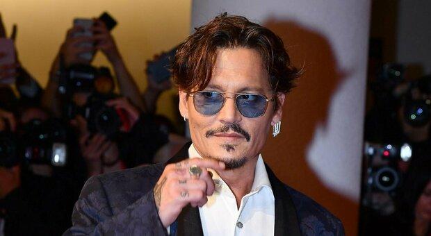 Roma, tutti pazzi per Johnny Depp: altri 800 posti per la masterclass con l'attore (foto Archivio/EPA-EFE/ETTORE FERRARI)