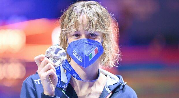 Europei Budapest 2021, Federica Pellegrini è medaglia d'argento nei 200 metri stile libero