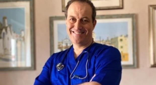 Il dottor Maurizio Ridolfi