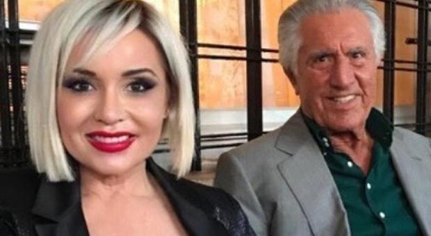 Francesca Della Valle e Lando Buzzanca (Instagram)