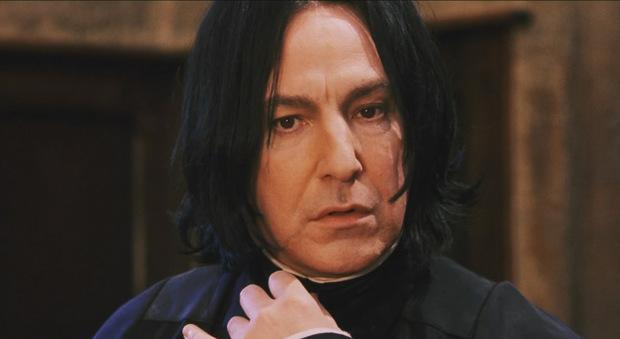 Morto Alan Rickman, il professor Piton di Harry Potter