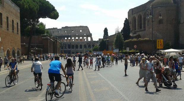 I romani tra i meno soddisfatti in Europa della loro città