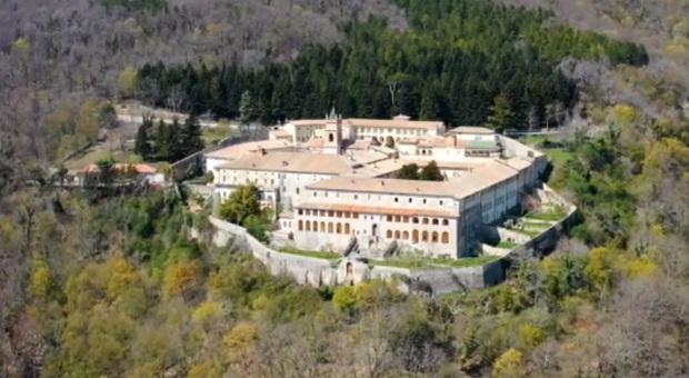l'abbaziadi Trisulti a Collepardo (FR)