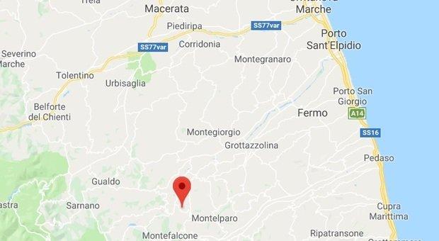 Terremoto nelle Marche: doppia scossa di magnitudo 2,7 e 3,1
