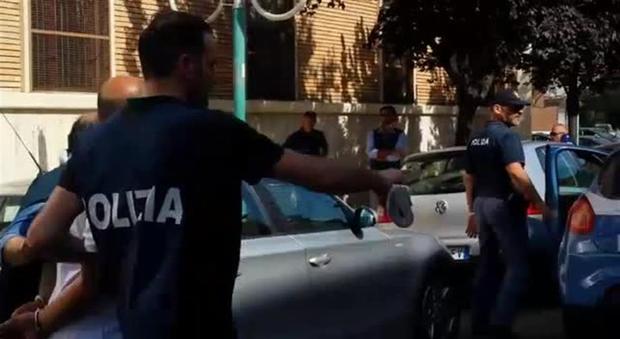 Risultati immagini per 25 arresti di silvio latina