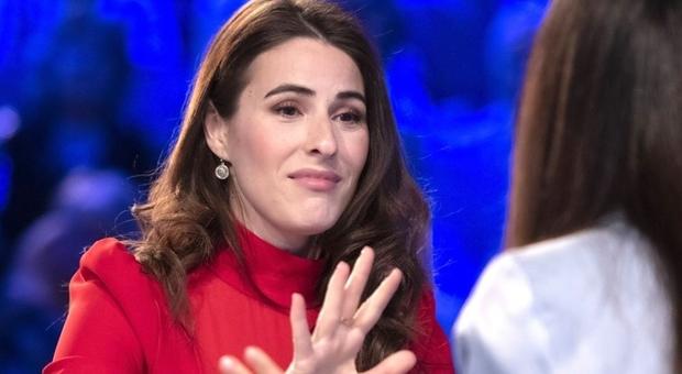 Diana Del Bufalo a Verissimo: «Paolo Ruffini? Cinque anni di bugie, ha fatto cose gravi»