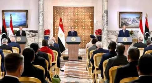 L'Egitto annuncia piano di pace per la Libia, trovata l'intesa per il cessate il fuoco da lunedì