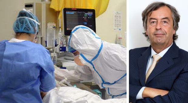 Torino, ragazzo di 23 anni in terapia intensiva: «Mi stanno curando con il cortisone»