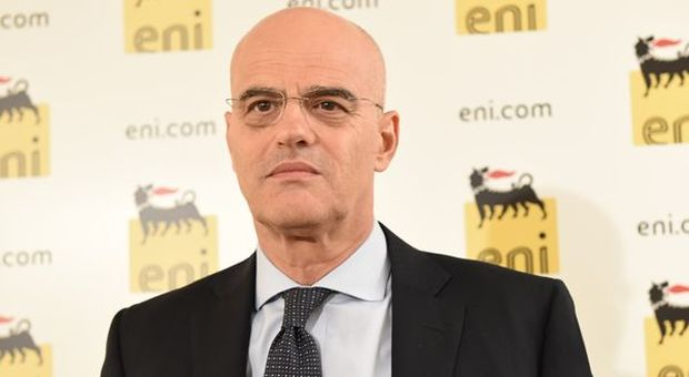 Claudio Descalzi, Ceo di Eni