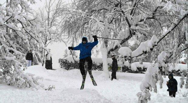 Meteo, continua il maltempo sull'Italia e il 17 gennaio potrebbe arrivare Burian: ecco cosa significa