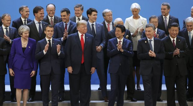 L'Occidente imbocca la strada del riscatto: le linee guida del G20