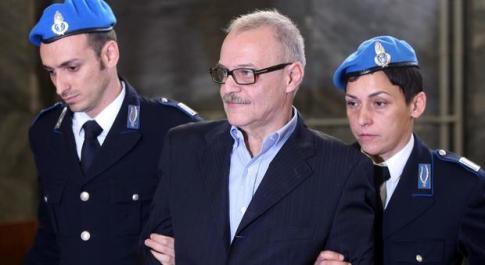 Vallanzasca resta in carcere, «inammissibile la sua richiesta di semilibertà»