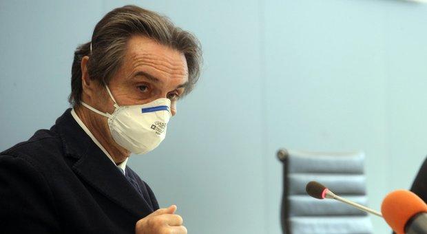 Attilio Fontana finisce sotto scorta: «A Milano clima incandescente e minacce»