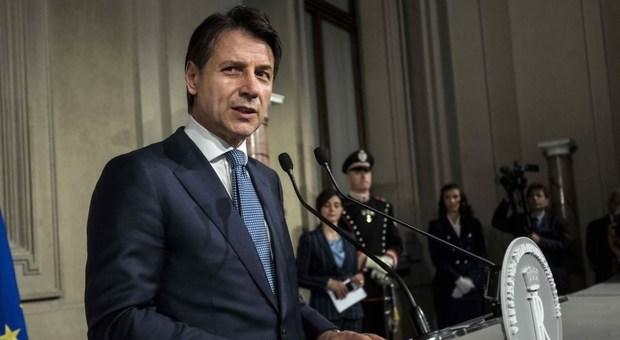 Decreto sicurezza bis, stop di Conte: «Niente via libera in Cdm»