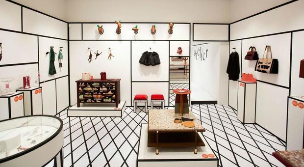 Se il riciclo è fashion: la casa sostenibile secondo Hermès