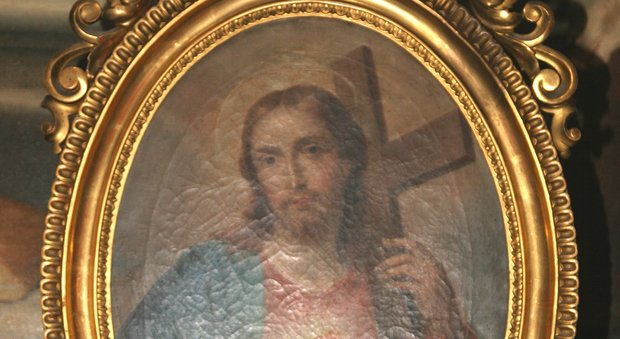 Roma, ritrovato il quadro rubato nella Chiesa Nuova: denunciato un restauratore romano